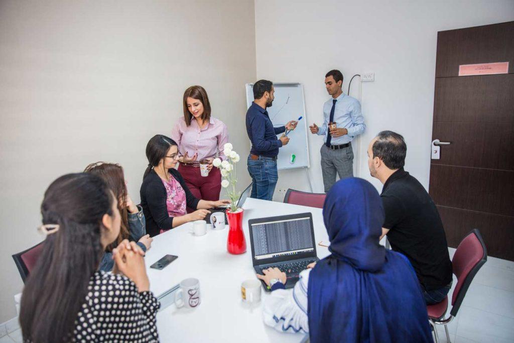 Equipe Tunis Digitalberry