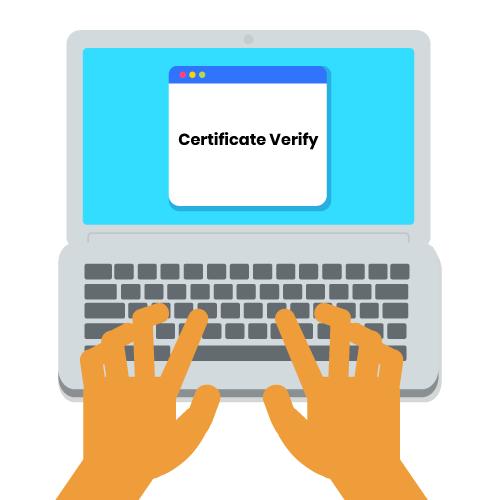 verification du certificat