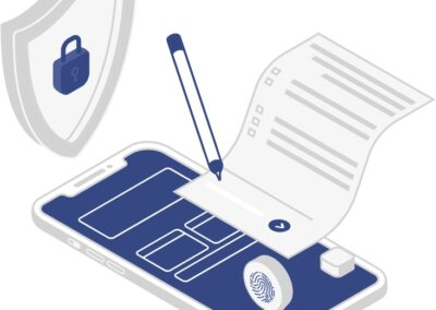 Personal, server-based or electronic signature stamp: when to use them?
